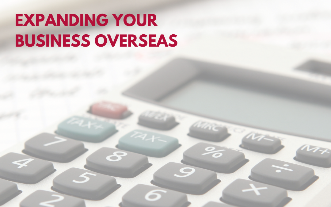 Government Grants: Expanding Your Business Overseas